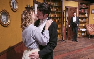 SAU Theatre presents 'Dial M for Murder' this week
