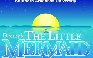 SAU Theatre to present 'The Little Mermaid'