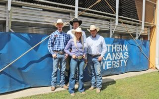 SAU Rodeo Team looking forward to College National Rodeo Finals in Casper, Wyo.