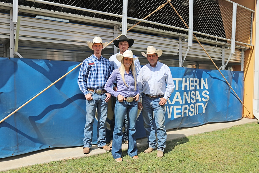 Sau Rodeo Team Looking Forward To College National Rodeo