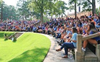 SAU again welcomes record freshman class