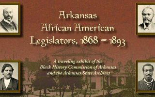Magale Library at SAU hosts African American Legislators exhibit
