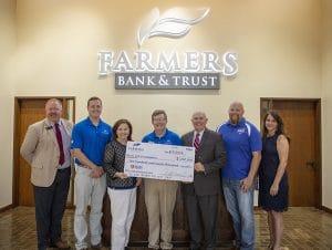 Farmers Bank & Trust Trap Shooting