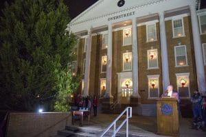 2018 SAU Celebration of Lights
