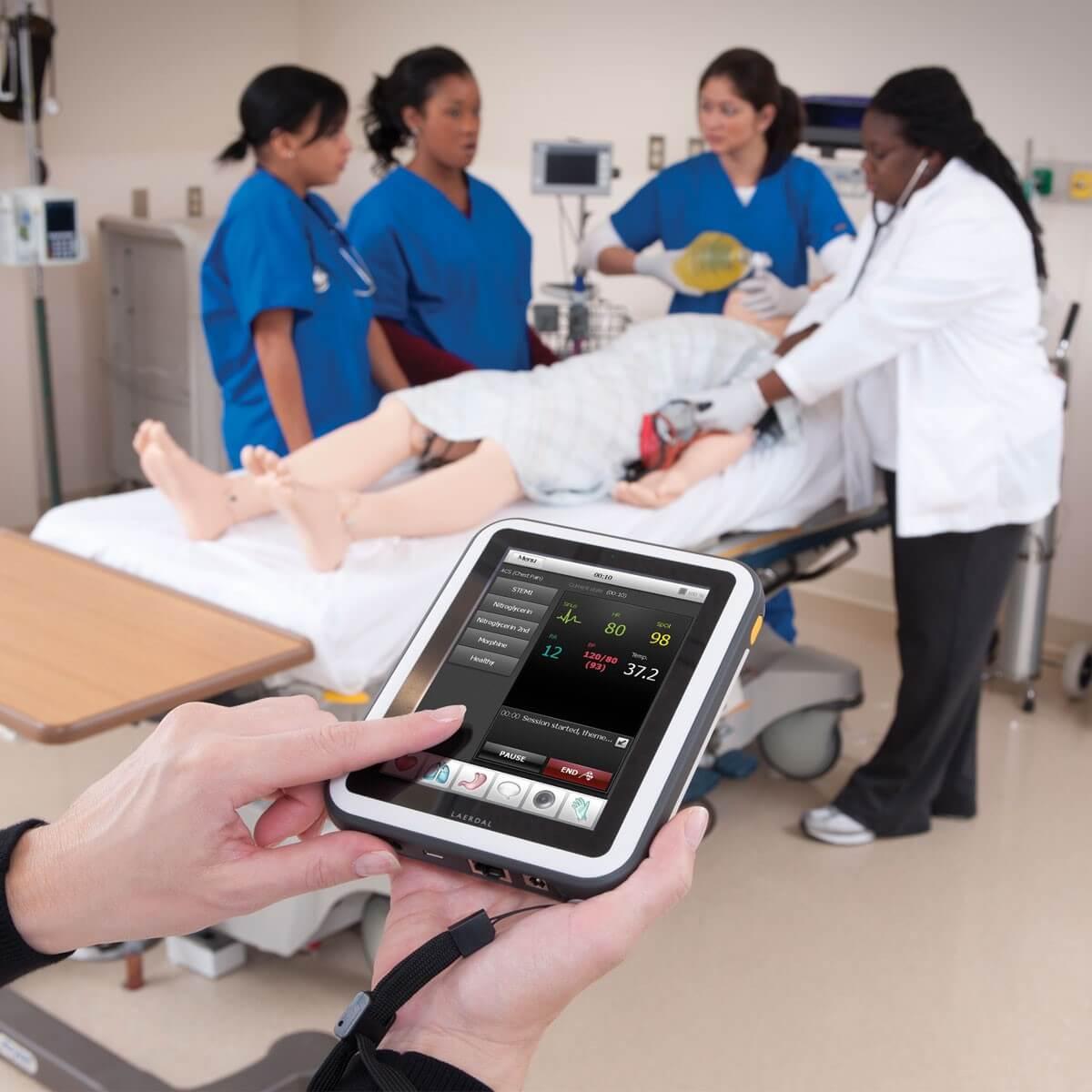 Laerdal Simulators Department Of Nursing Southern