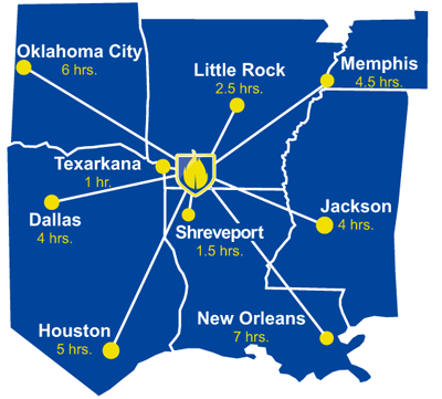About Sau Southern Arkansas University